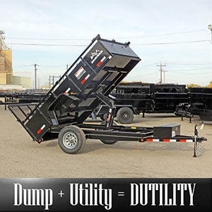 Dutility Trailers